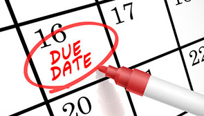 Akore tax calendar software helps track due dates