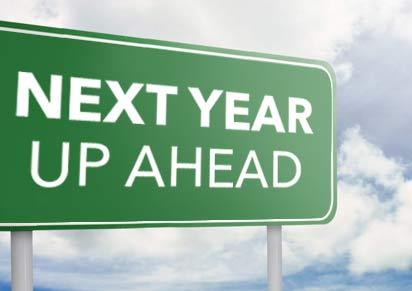 next year tax return calendar